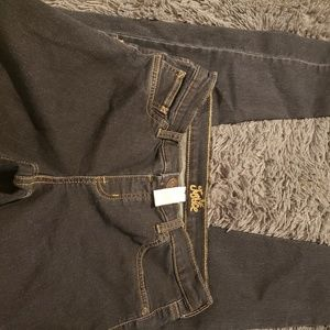 Girls 14 1/2 justice jeans